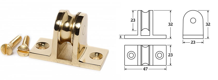 Plate Pulley