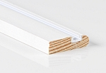 28mm x 8mm 3m Timber Parting Bead Primed (30 Lengths)