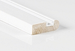 25mm x 8mm 3m Accoya Parting Bead Primed (Single Length)