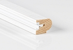20mm x 15mm 3m Timber Staff Bead Primed (30 Lengths)