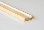 25mm  x 7mm 3m Timber Parting Bead Unprimed (Single Length)