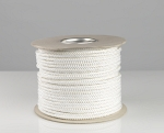 6mm no 4 White Nylon Sash Cord (100m)
