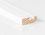 25mm x 10mm 3m Timber Parting Bead Primed (30 Lengths)