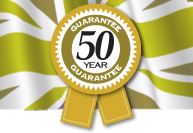 50 Year Window Guarantee