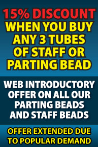 Parting Beads Offer